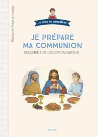 Axelle Vanhoof - Je prépare ma communion - Document du catéchiste.