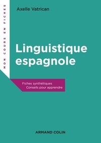 Axelle Vatrican - Linguistique espagnole.