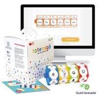 Ideereka - Totemigo - Pack collectivités de 16 hexagones - Un outil évolutif.