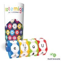 Ideereka - Totemigo - Tube 4 hexagones.