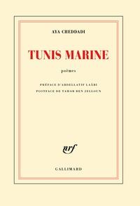 Aya Cheddadi - Tunis marine.