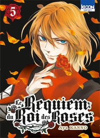 Aya Kanno - Le Requiem du Roi des Roses Tome 5 : .