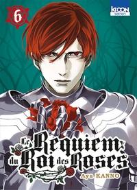 Aya Kanno - Le Requiem du Roi des Roses Tome 6 : .