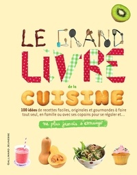 Aya Nishimura et Paul Jackman - Le grand livre de la cuisine.