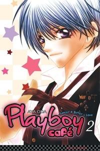 Aya Oda - Playboy café T02.