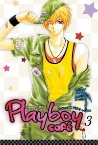 Aya Oda - Playboy café T03.
