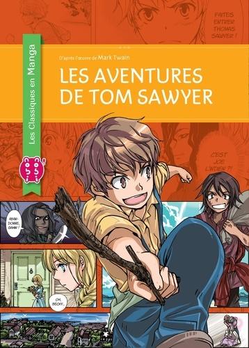 Mark Twain et Aya Shirosaki - Les aventures de Tom Sawyer.