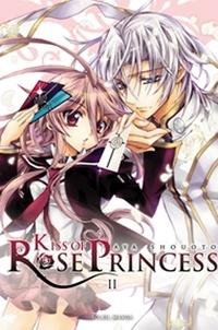 Aya Shouoto - Kiss of Rose Princess Tome 2 : .