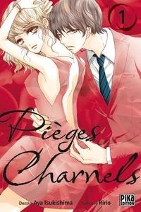 Aya Tsukishima et  Ririo - Pièges charnels Tome 1 : .