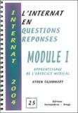 Ayden Tajahmadi - Apprentissage de l'exercice médical - Module 1.
