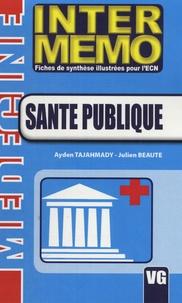Ayden Tajahmady et Julien Beauté - Santé publique.