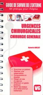 Aymeric Amelot - Urgences chirurgicales - Chirurgie générale.