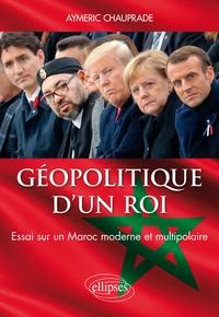Aymeric Chauprade - Géopolitique d'un roi - Essai sur un Maroc moderne et multipolaire.