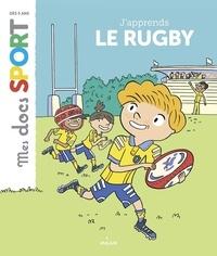 Aymeric Jeanson et Laurent Audouin - J'apprends le rugby.