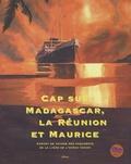 Aymeric Perroy et Christelle Harrir - Cap sur Madagascar, la Réunion et Maurice - Carnet de voyage des paquebots de la ligne de l'océan Indien. 1 DVD