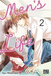 Ayu Watanabe - Men's Life Tome 2 : .