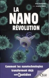 Openwetlab.it La nanorévolution - Comment les nanotechnologies transforment déjà notre quotidien Image