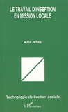 Aziz Jellab - Le travail d'insertion en mission locale.