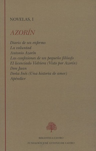 Azorin - Novelas I.