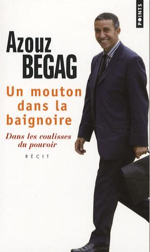 Azouz Begag - Un mouton dans la baignoire - Dans les coulisses du pouvoir.