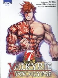 Azychika et Shinya Umemura - Valkyrie apocalypse Tome 7 : .
