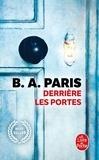 B. A. Paris - Derrière les portes.