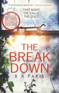 B. A. Paris - The Breakdown.