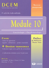 Rhonealpesinfo.fr Module 10 - Cancérologie - Oncohématologie Image