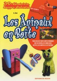 B Bini - Les animaux en boîte.