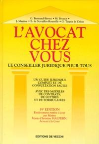Feriasdhiver.fr L'AVOCAT CHEZ VOUS. Le conseiller juridique pour tous, 19ème édition Image