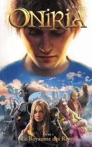 B-F Parry - Oniria 1 - Le Royaume des rêves, co-édition Hachette/Hildegarde.