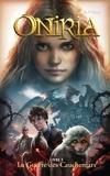 B-F Parry - Oniria - Tome 3 - La Guerre des Cauchemars, co-édition Hachette/Hildegarde.
