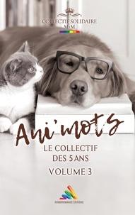 B.G. Decamp et L. Gautier Ma. - Ani' Mots - Volume 3 - 100% MxM.