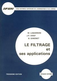 B Gimonet et M Labarrère - .