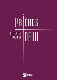 B. Glanzmann et Geneviève Glanzmann - Prières et textes pour le deuil.