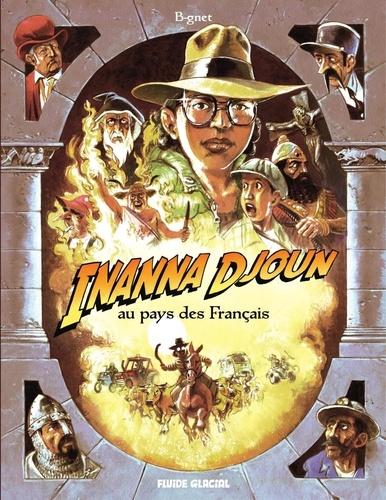 Inanna Djoun - Au pays des français