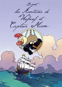 B-Gnet - Les Aventures de Wafwaf et Captain Miaou.