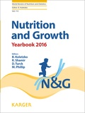 B Koletzko et Raanan Shamir - Nutrition and Growth - Yearbook 2016.