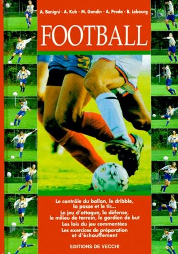 B Lebourg et A Benigni - Football.