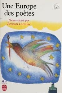 B Lorraine - Une Europe des poètes.