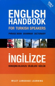 B Orhan Dogan - English handbook for Turkish speakers - Phrase book Grammar Dictionnary. 3 CD audio