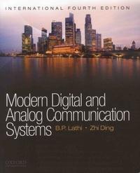 B.P Lathi et Zhi Ding - Modern Digital and Analog Communications Systems.