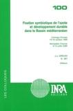 B Sifi et  Collectif - Fixation symbiotique de l'azote et développement durable dans le bassin méditerranéen. - Carthage, 13-16 octobre 1998, Montpellier, 9-13 juillet 2000.