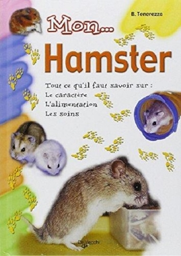 B Tenerezza - Mon hamster.