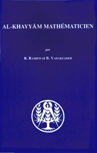 B Vahabzadeh et Roshdi Rashed - .