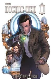 B Xx - Doctor Who T11 L'hypothétique gentleman.