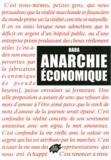 Baba - Anarchie économique.