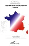Baba Diawara - Portraits de douze noirs de France - Ni éboueurs, ni sportifs, ni vigiles, ni musiciens....