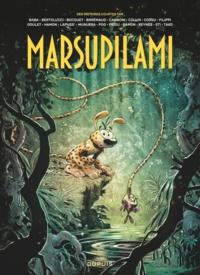 Baba et Federico Bertolucci - Marsupilami  : Des histoires courtes par... - Tome 1/2.