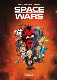 Baba et  Lapuss' - Space Wars Tome 1 : .